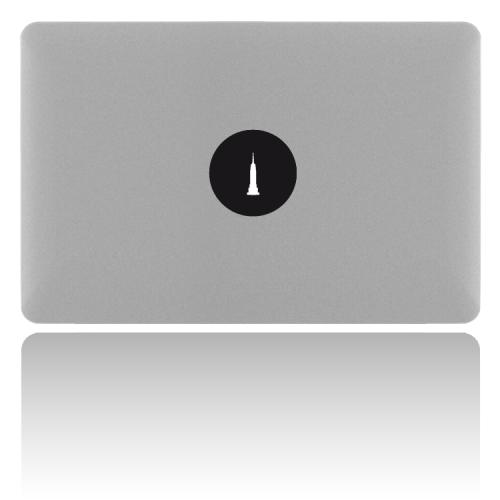 MacBook Sticker NEW YORK