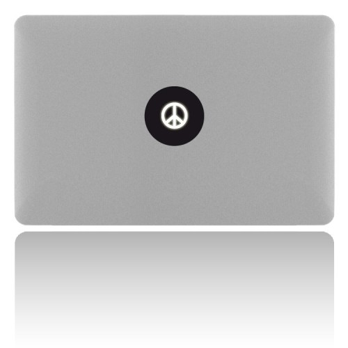 MacBook Sticker PEACE