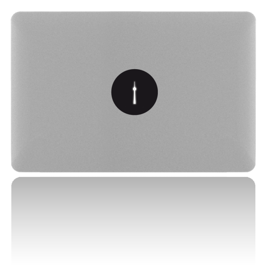 MacBook Sticker BERLIN