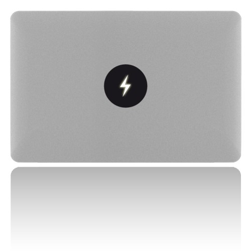 MacBook Sticker LIGHTNING