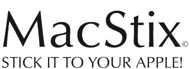 MacStix - MacBook Stickers